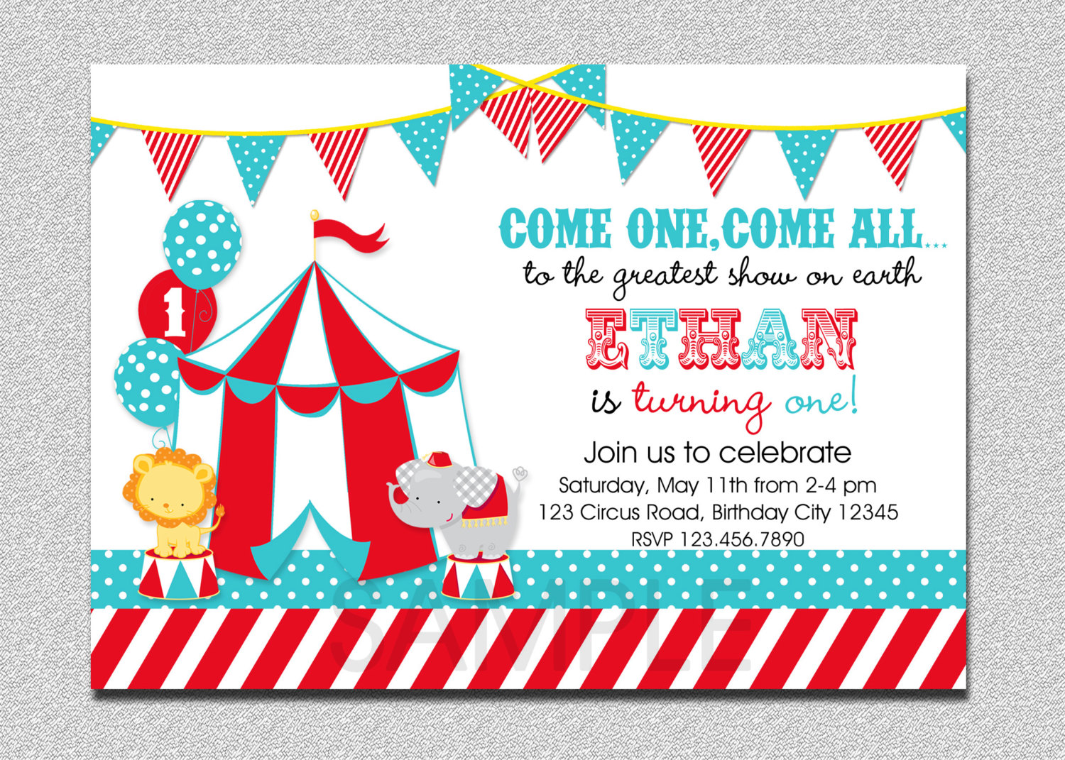 carnival themed birthday party invitation wording ; party-invites-carnival-circus-themed-birthday-invitation-ecard-designed-by-thetrendybutterfly