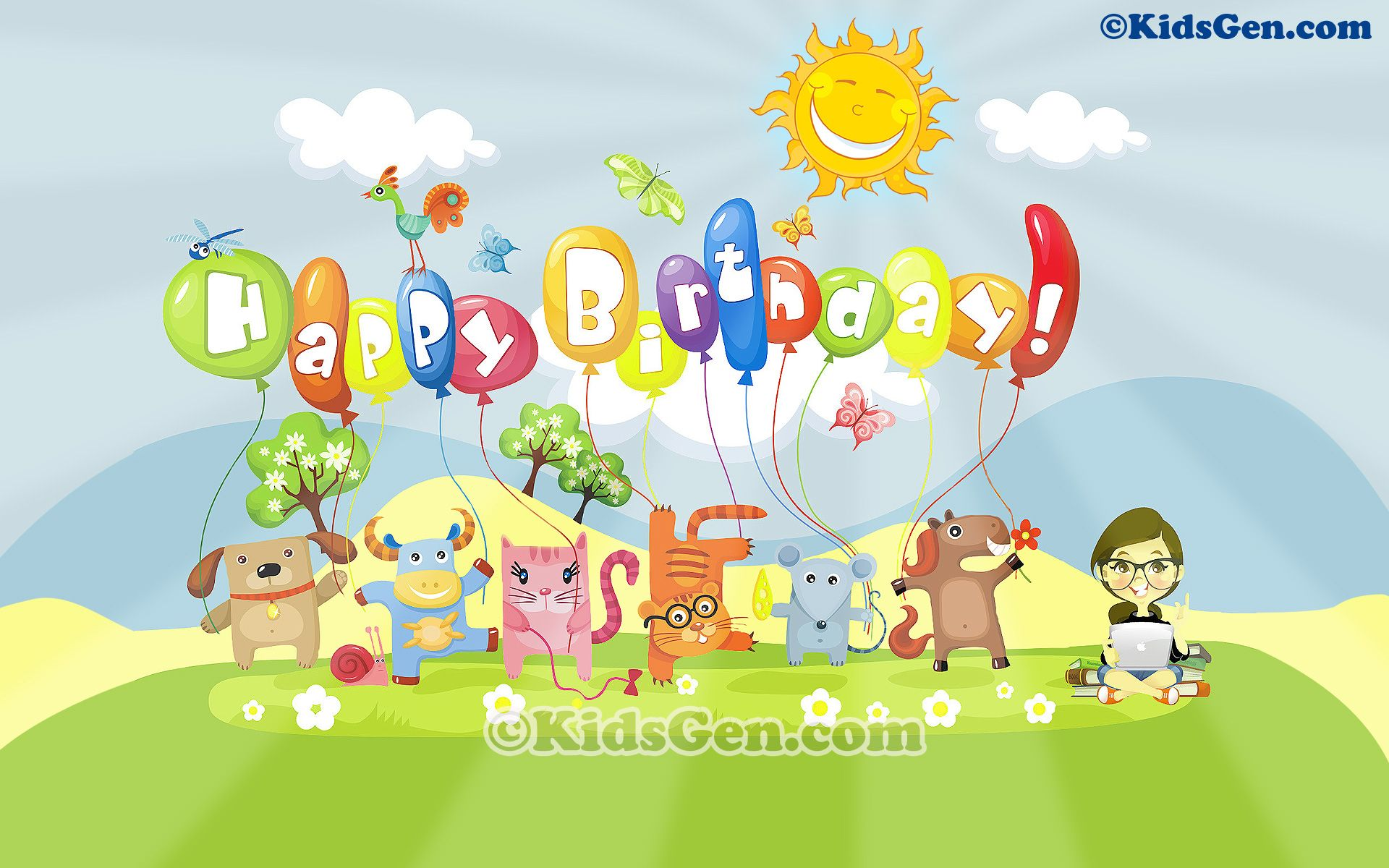 cartoon birthday wallpaper ; 83ba4eabb4e9ab2214f18cea18157391