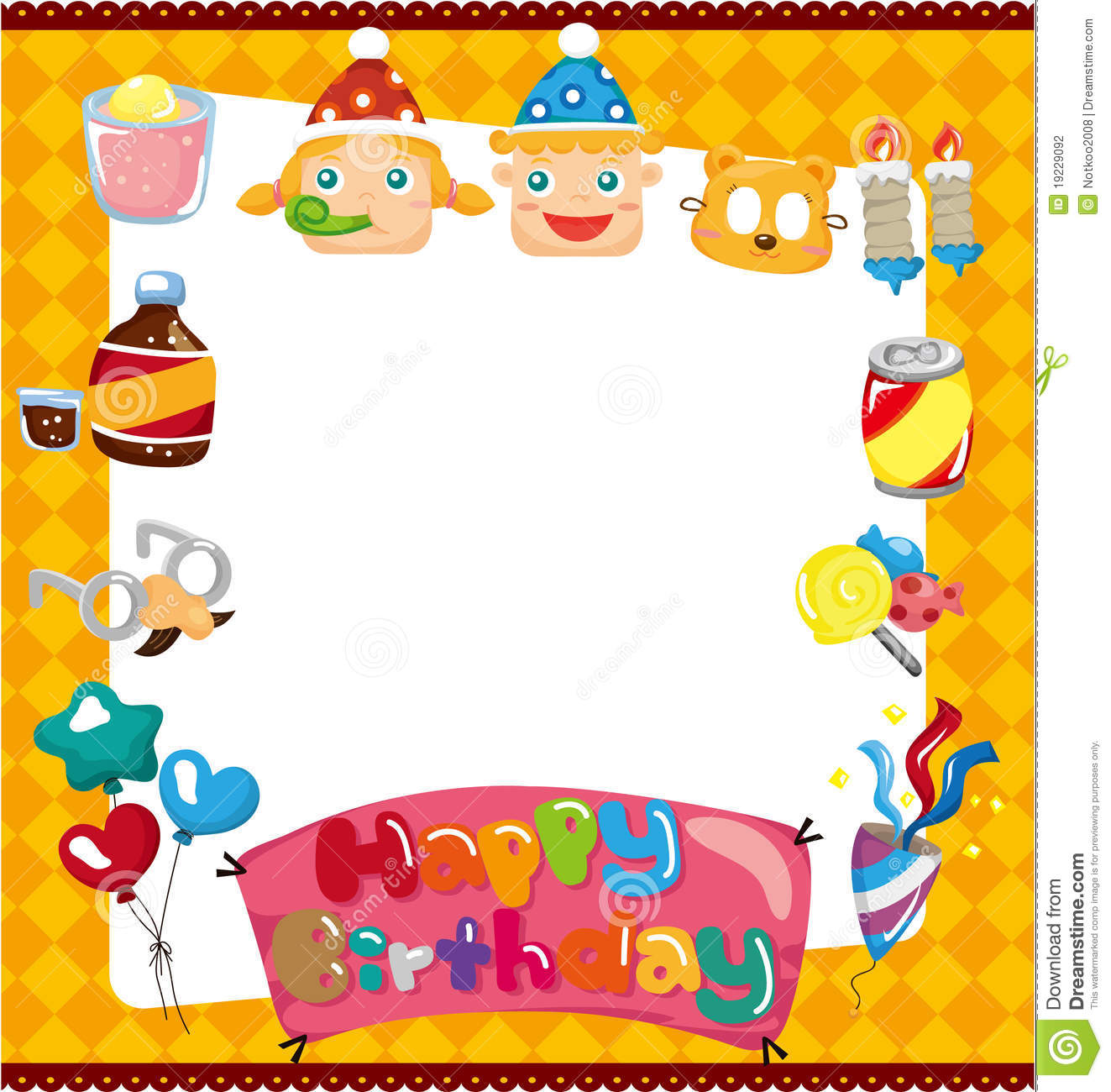 cartoon birthday wallpaper ; cartoon-birthday-card-19229092