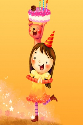 cartoon birthday wallpaper ; cartoon_happy_birthday-t2