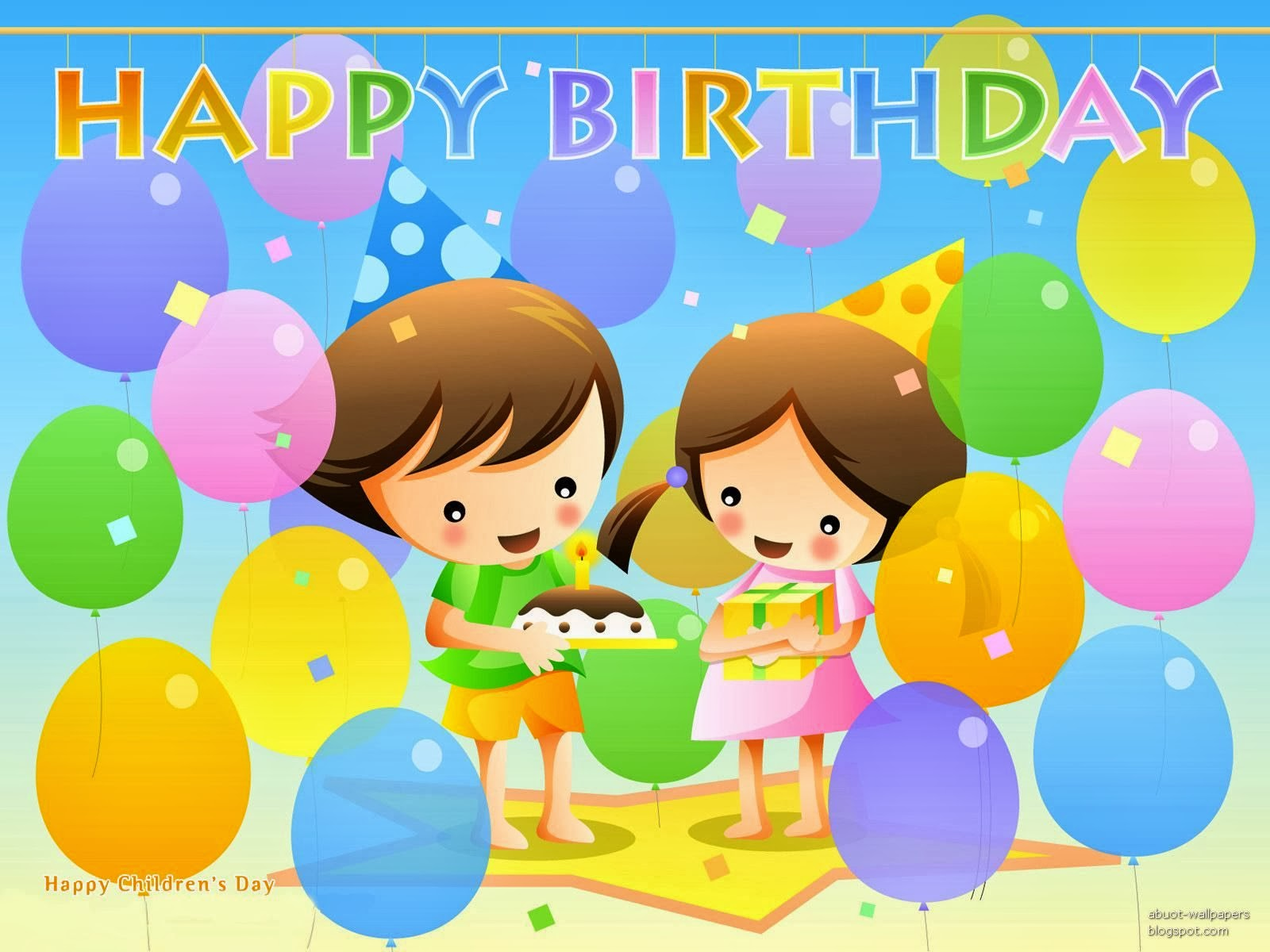 cartoon birthday wallpaper ; cute_happy_birthday_wallpaper