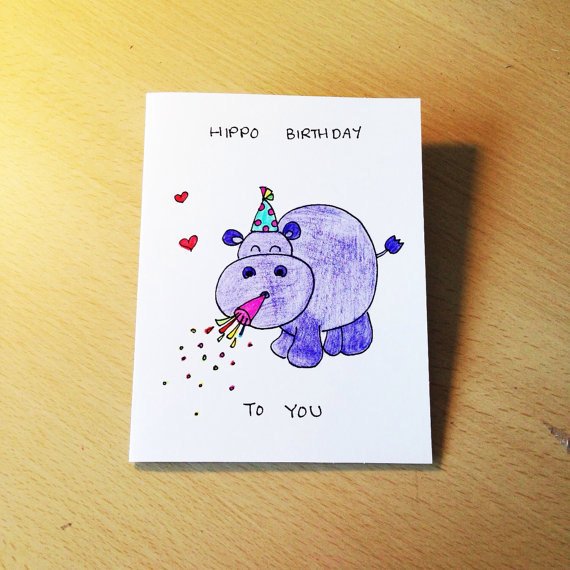 cartoon drawings for birthday cards ; bb051c1a9c46521fd3aef3955576d2d1