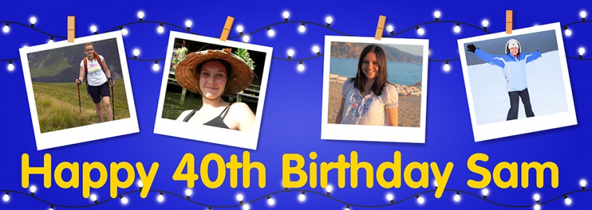 cheap personalised birthday banners with photos ; BB91%2520fairy%2520light%2520banner
