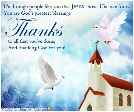 christian thank you message for birthday greetings ; Religious-Thank-You25