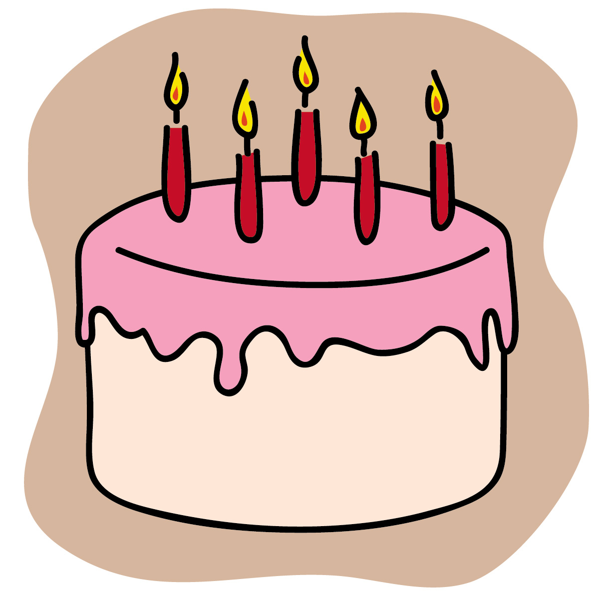 clipart birthday cake images ; distraction-clipart-cake