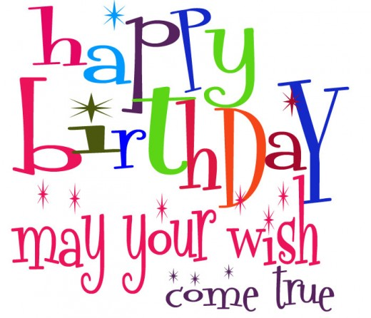 clipart for birthday wishes ; birthday-wishes-clipart-1