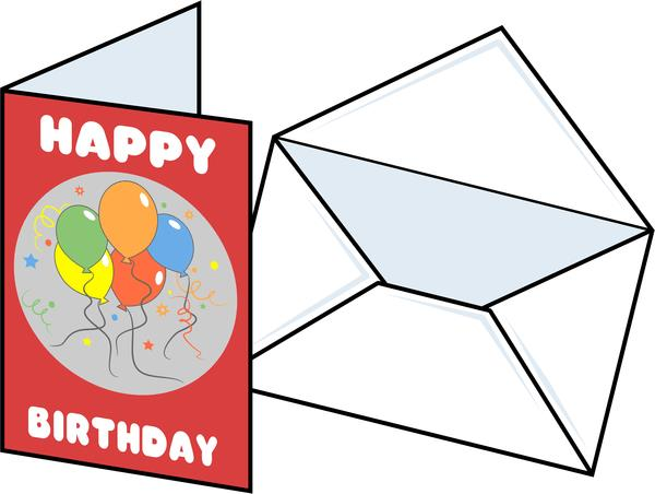 clipart for birthday wishes ; n1288166