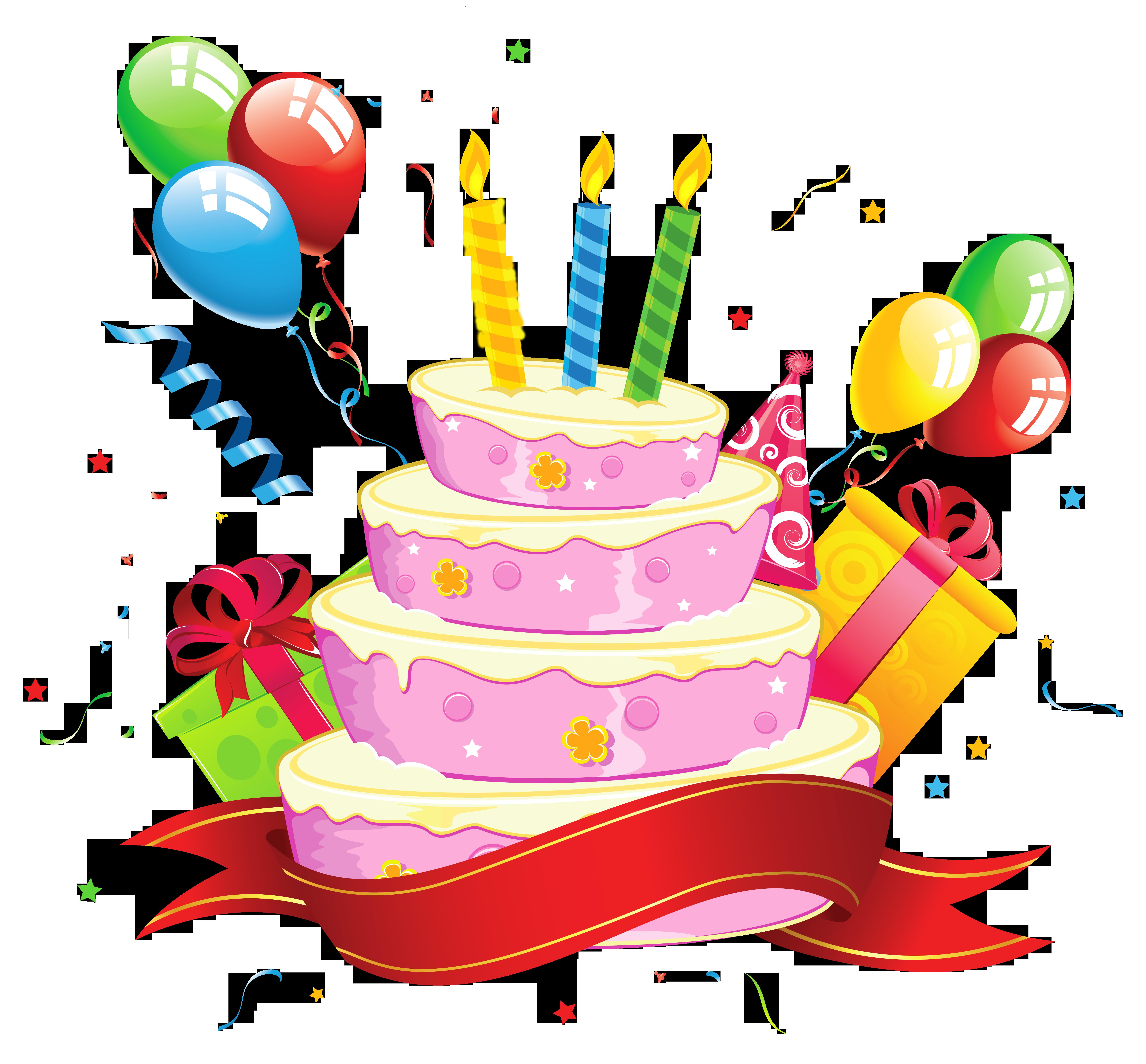 clipart images of birthday cakes ; 064d035012d9b79479c794c39eedfdc6