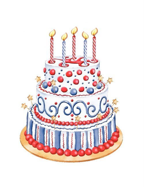 clipart images of birthday cakes ; 478260