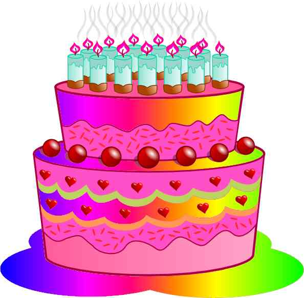 clipart images of birthday cakes ; Birthday-cake-clip-art-birthday-pictures
