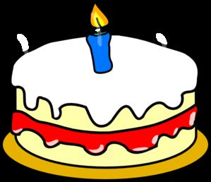 clipart images of birthday cakes ; first-birthday-cake-md