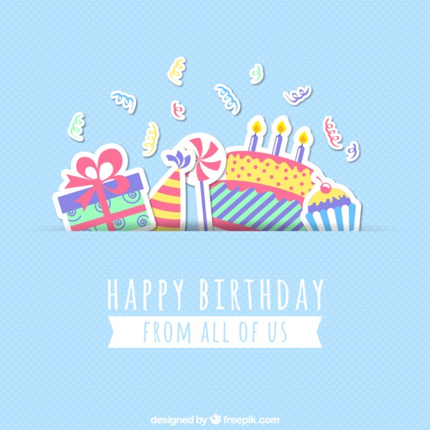 clipart of birthday cards ; Happy-birthday-card-Free-Vector-birthday-cake-idea-birthday-clipart-birthdays-birthday-whatsapp-cakes-Candles-card-Cool-Cake