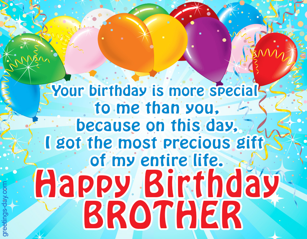 clipart of birthday wishes ; birthday-wishes-clipart-for-brother-7