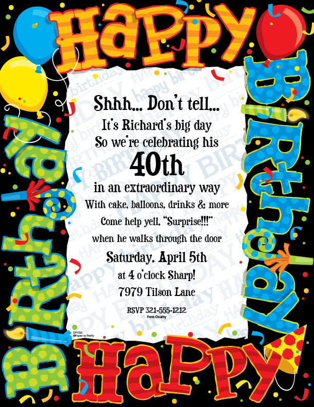 colorful birthday borders ; 38507_DP1033HappyBirthdaytoYou