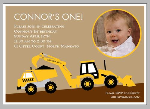 construction themed birthday party invitation wording ; 3a6a61cfc696fcc12db44d653693c33a
