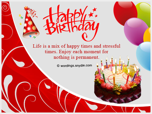convey birthday wishes message ; more-birthday-wishes-and-messages
