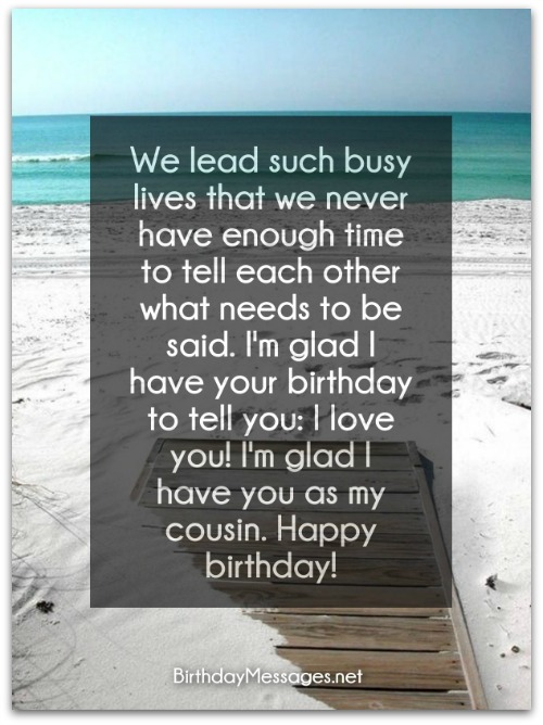 cousins birthday greeting messages ; cousin-birthday-wishes-3B