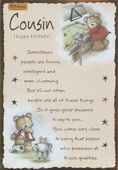 cousins birthday greeting messages ; fe1fa3cf51ed44215338b40eded974f5--cousin-birthday-birthday-board
