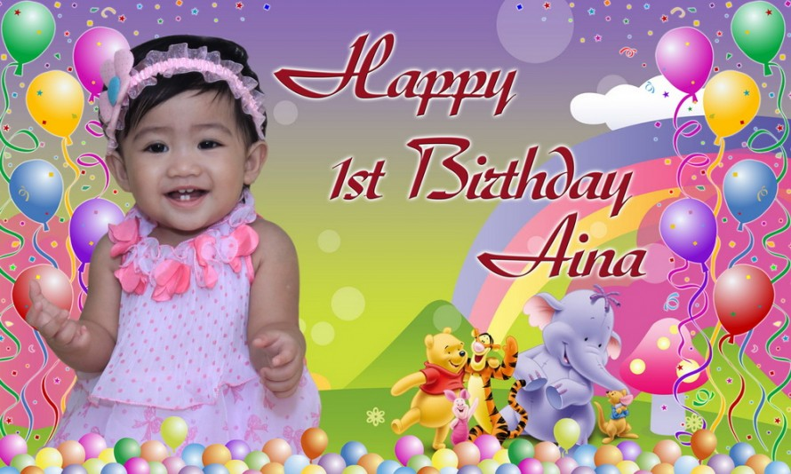 create birthday banner with photo ; 82ecf45ff3354dbd392b6622e1891ad8