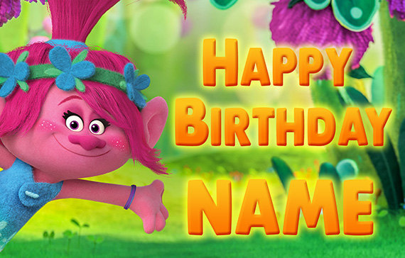 create birthday banner with photo ; il_570xN