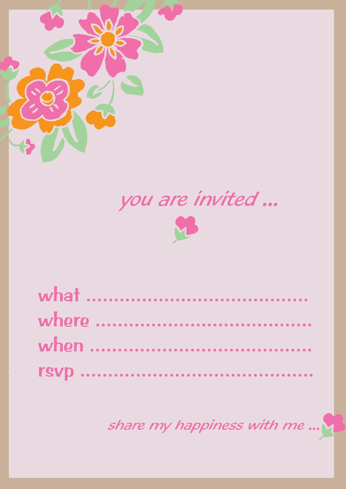 create birthday invitation card with photo free ; 34bbdc663a3ced6862fd1d13f15094e7
