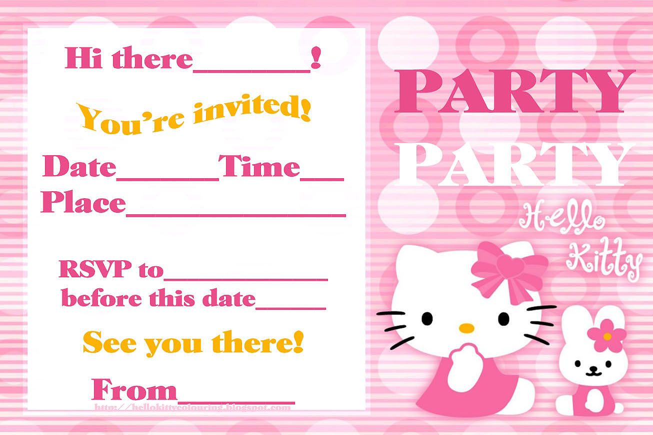 create birthday invitation card with photo free ; hello-kitty-birthday-invitation-bagvania-free-printable-quoet-birthday-invitation-card-maker