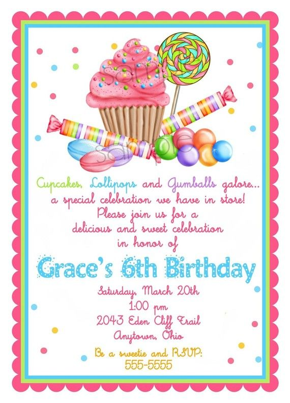 cupcake themed birthday party invitation wording ; cce52f539195e94dd2997068227ef7e5--cupcake-invitations-birthday-party-invitations