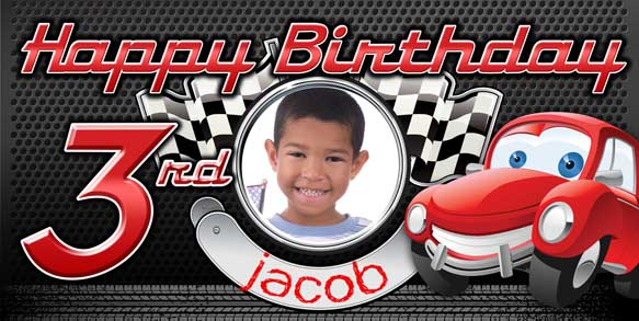 custom birthday banners with photo ; Happy-BIrthday-Boy-Cars-Banner-with-photo-LG