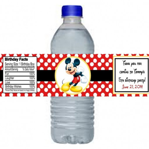 custom birthday labels ; mickey_mouse_water_bottle_labels_birthday_party_favors_custom_1f09be72