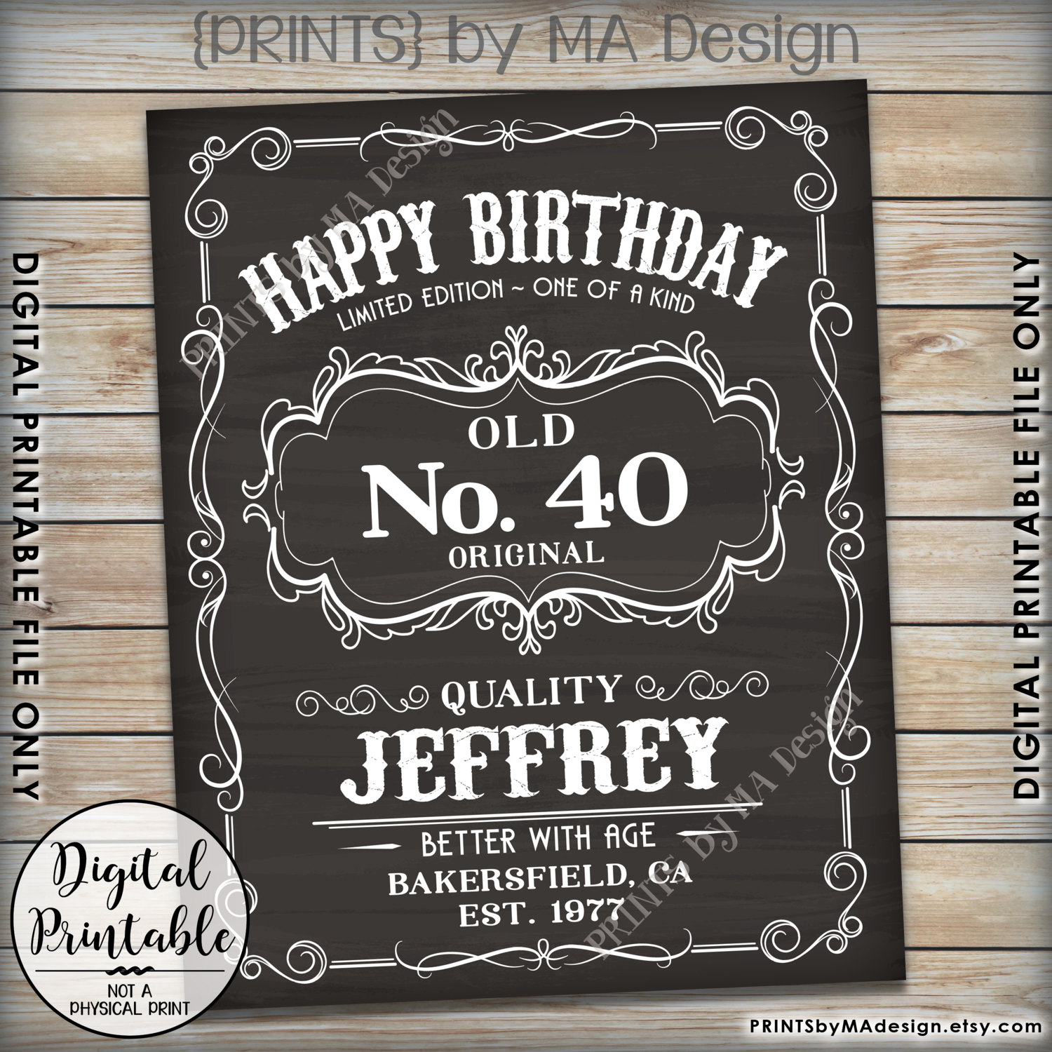 custom birthday signs ; il_fullxfull