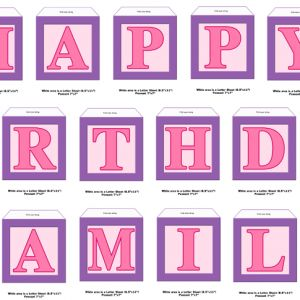 customized birthday banners with photo ; 23b74d4a251271e0d794f2723e806d56--pennant-banners-birthday-banners
