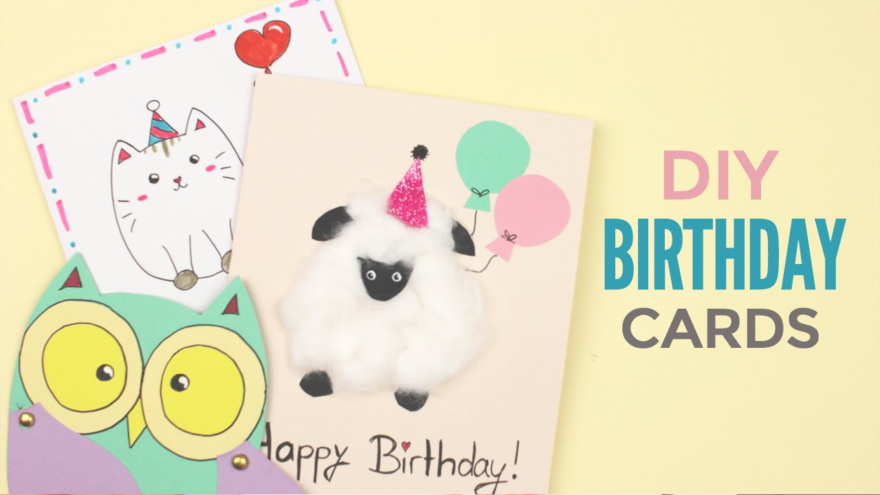 cute birthday card pictures ; maxresdefault
