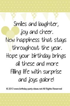 cute birthday card quotes ; quotes-for-birthday-cards-smiles-and-laughter-joy-and-cheer-new-happiness-that-stays-throughout-the-year-hope-your-birthday-brings-all-these-and-more-filling-life