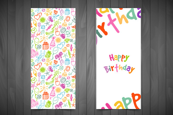 design a birthday card in photoshop ; Birthday-cards