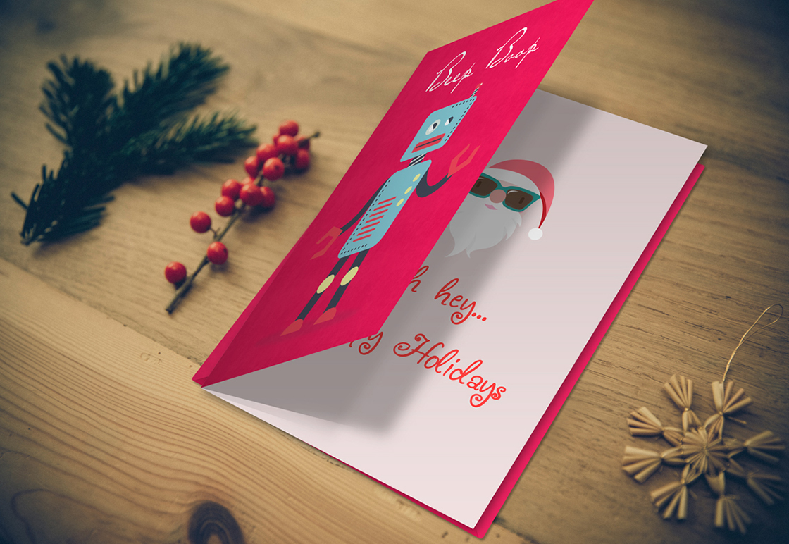 design a birthday card in photoshop ; GreetingCard_Mockup_preview2