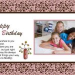 design a birthday card in photoshop ; happy-birthday-cards-photo-templates-pattern-background-photo-friends-simple-and-elegant-maker-graphic-birthday-card-template-photoshop-150x150