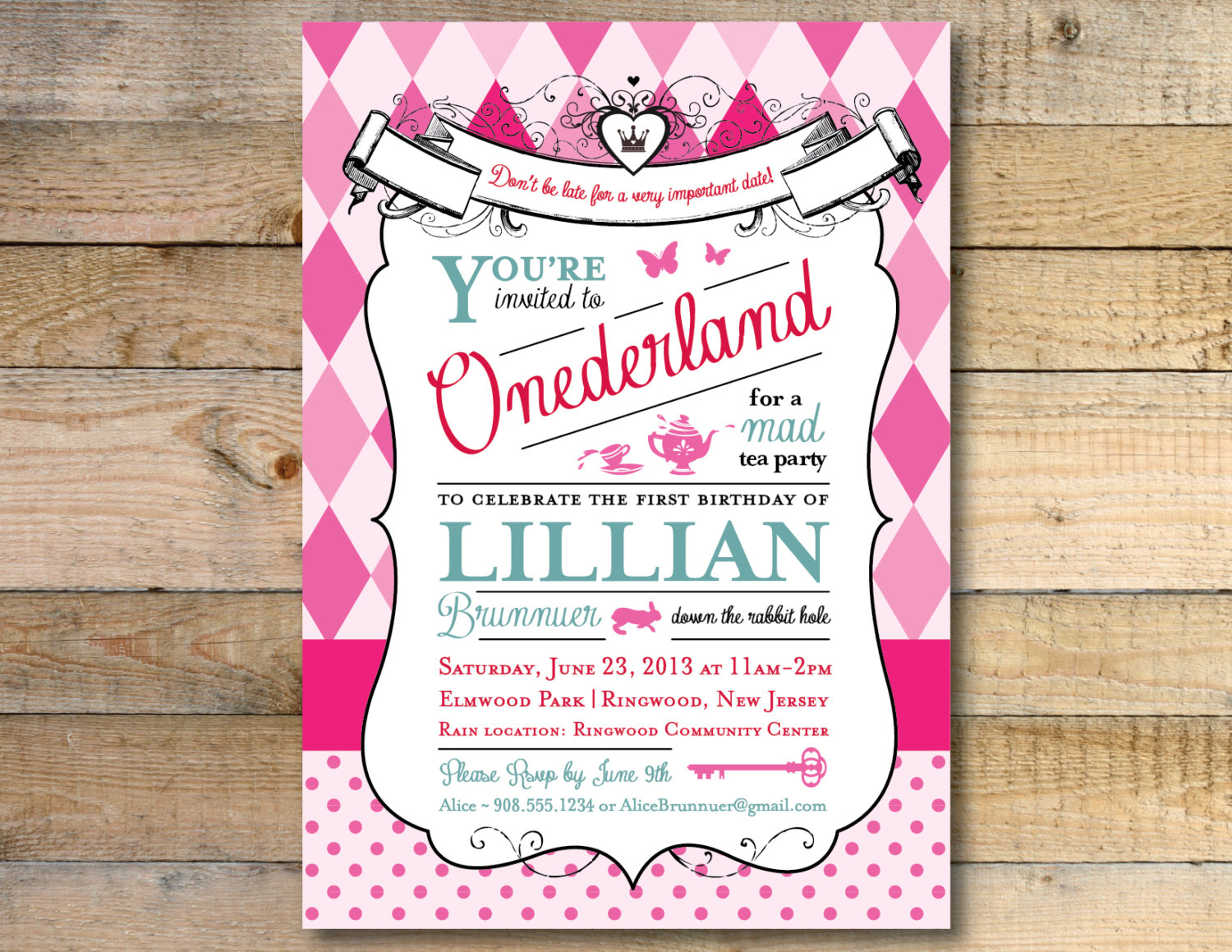 design an invitation card for your birthday party ; Cheap-Winter-Wonderland-Birthday-Invitations