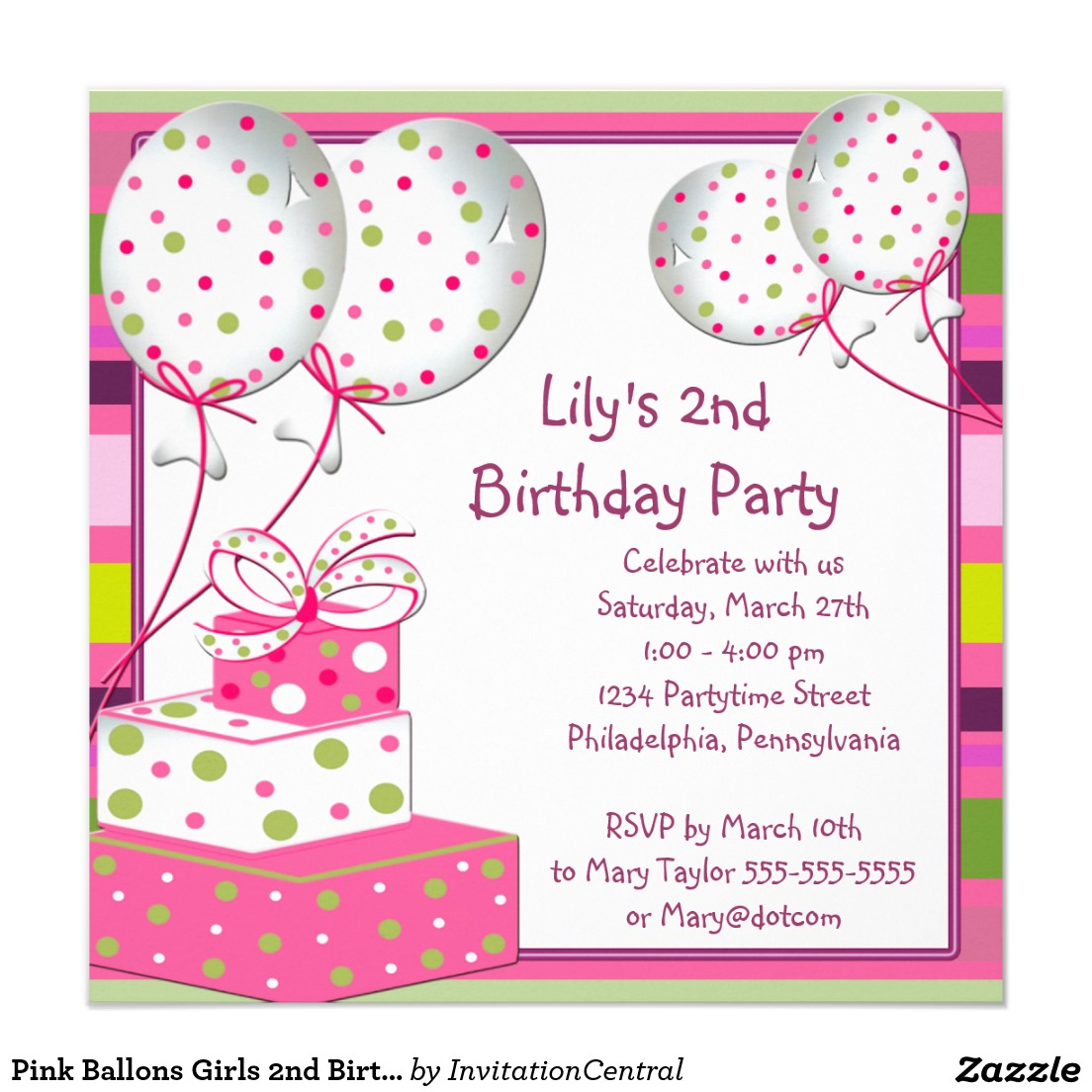 design an invitation card for your birthday party ; top_19_invitation_cards_for_birthday_party_4