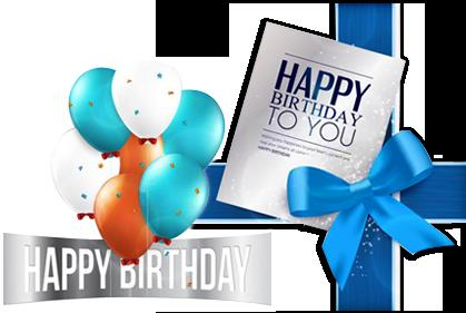 design birthday card with photo free ; birthday-cards-design-software-happy-birthdays-to-you-colorful-balloons-blue-ribbon-simple-draw-elegant-soft-for-all-female-and-male