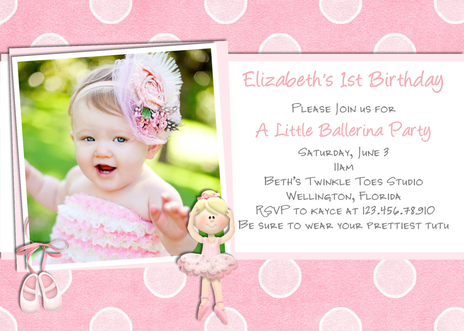 design invitation card for birthday ; amazing-designing-birthday-invitation-cards-design-white-concrete-display-template-pink-concept-reap-photo