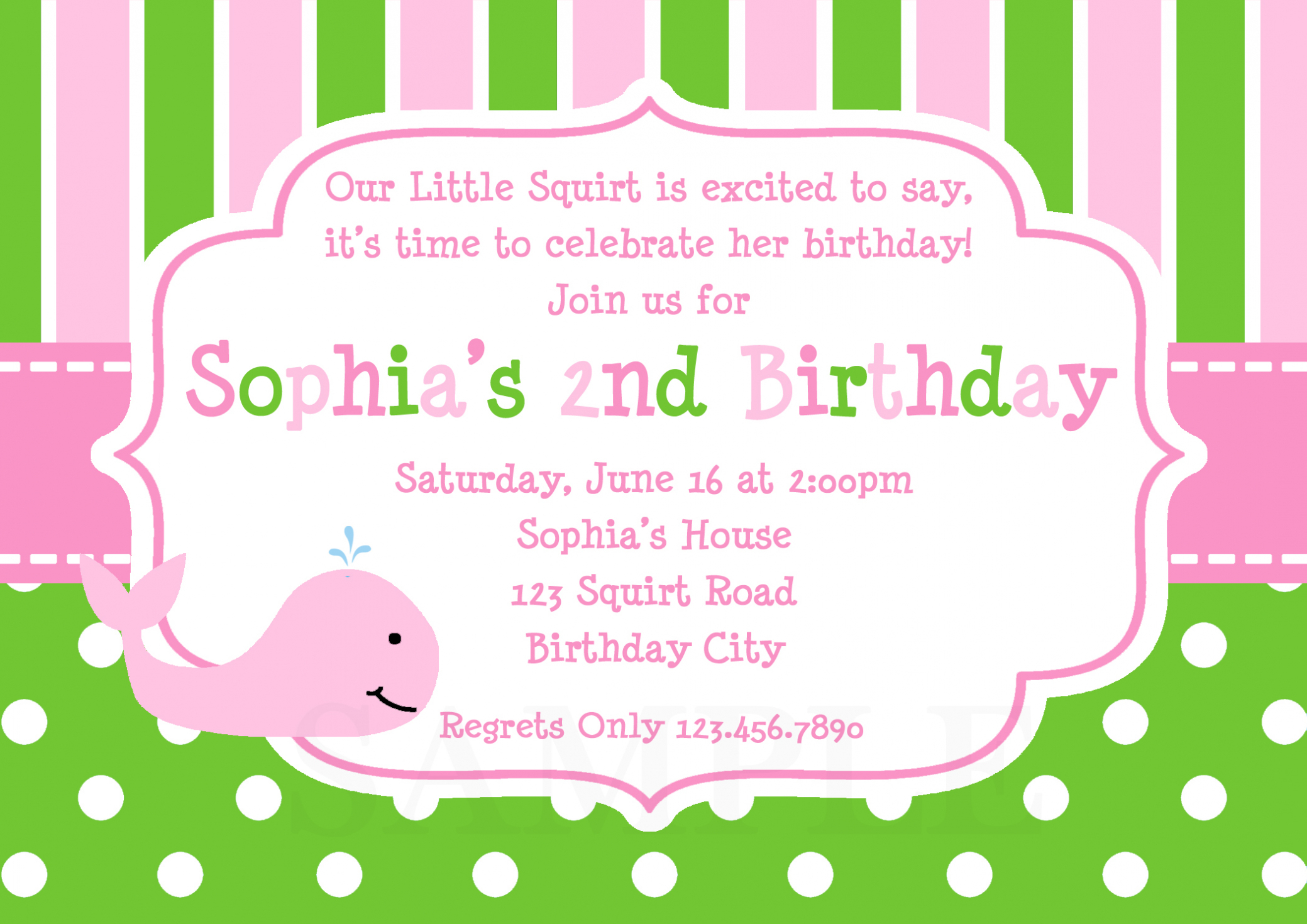 design your own birthday invitation cards free ; mesmerizing-girls-birthday-party-invitations-to-create-your-own-free-printable-birthday-invitations-for-kids