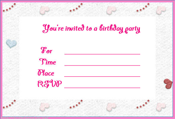 design your own photo birthday invitations ; create-birthday-invitations-and-get-inspired-to-create-your-own-Birthday-invitation-design-with-this-ideas-9