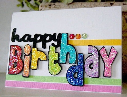 designs for greeting cards for birthday cards ; Handmade-birthday-card-ideas-for-her-4