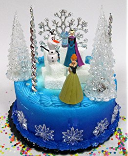 disney frozen birthday sheet cake ; A15TPmAA0CL