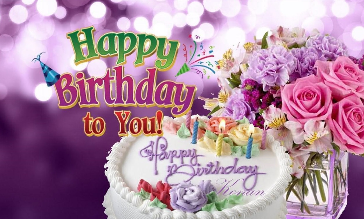download birthday pictures and wishes ; elegant-happy-birthday-flowers-pictures-to-pin-on-pinterest-of-happy-birthday-wishes-images-free-download