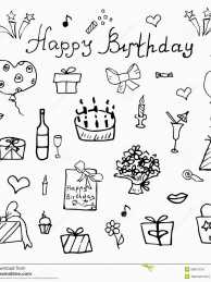 drawing birthday party ideas ; things-to-draw-for-a-birthday-card-birthday-party-ideas-easy-birthday-card-drawings-alanarasbach