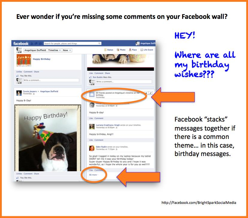 facebook birthday picture messages ; facebook-missing-birthday-messages-on-my-wall-stacked-wall-posts-from-others