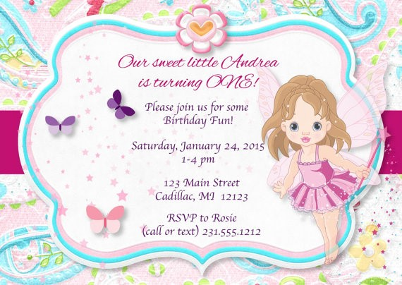 fairy themed birthday invitation ; Attractive-Fairy-Birthday-Invitations-Which-Can-Be-Used-As-How-To-Make-A-Birthday-Invitation