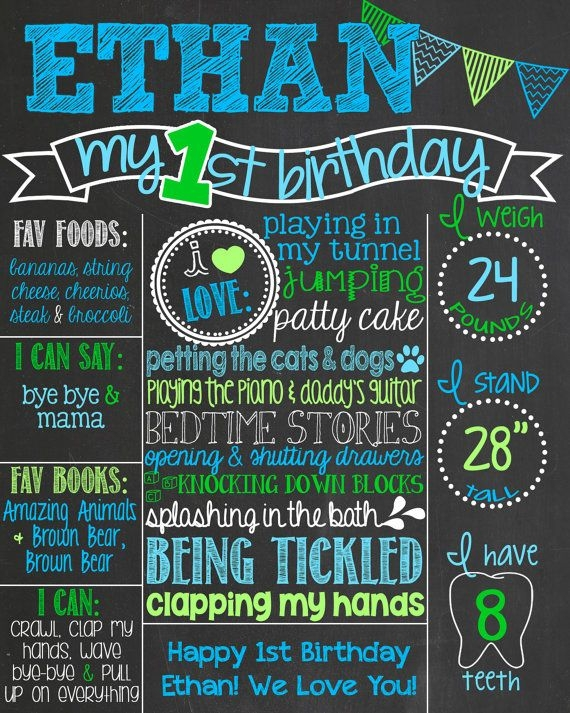 first birthday poster template free ; best-25-chalkboard-poster-ideas-on-pinterest-first-birthday-first-birthday-chalkboard-poster-template-first-birthday-chalkboard-poster-template-1
