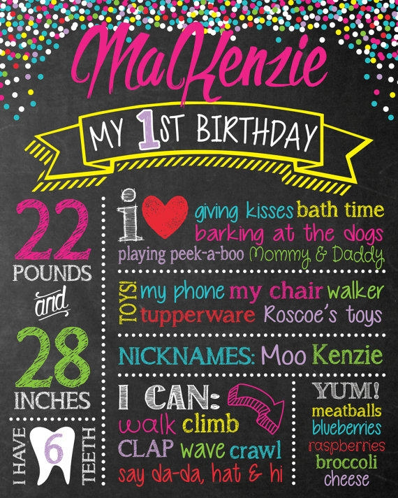 first birthday poster template free ; best-chalkboard-poster-first-birthday-products-on-wanelo-first-birthday-chalkboard-poster-template-first-birthday-chalkboard-poster-template